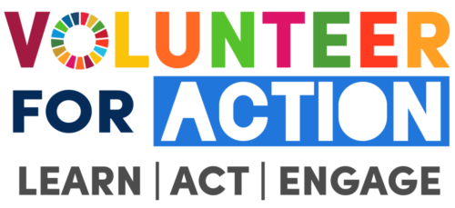 Volunteer for Action Logo
