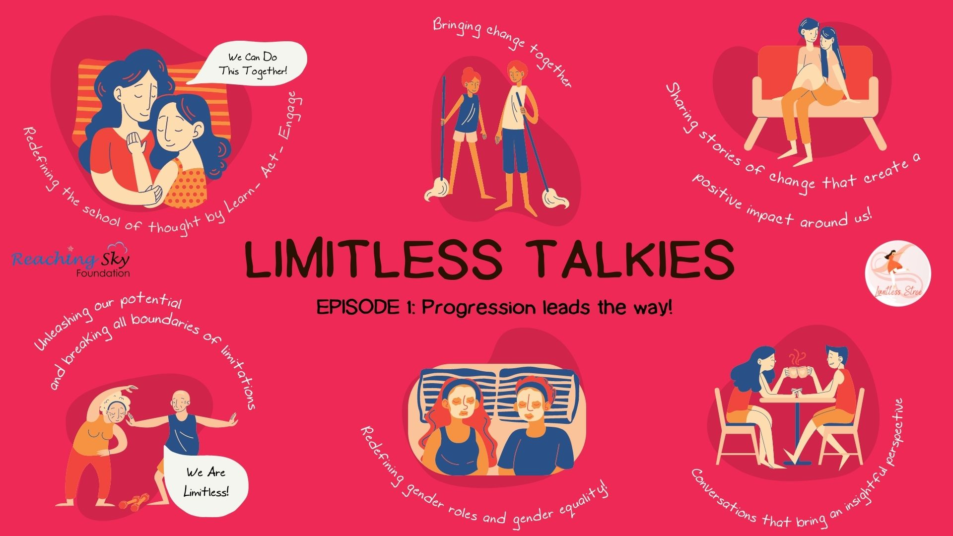 Limitless Stree Podcast 1